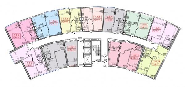 Жилой комплекс Тридцать шестая жемчужина, фото номер 6